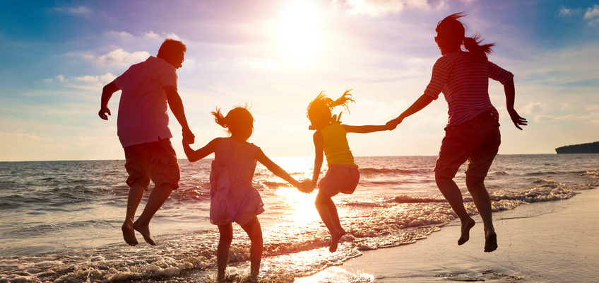 6 Tips For a Healthy and Happy Family